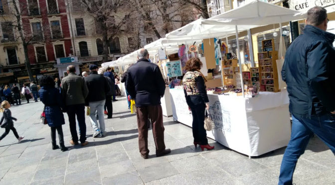 WE LOVE GRANADA MARKET: DISEÑO Y ARTESANÍA