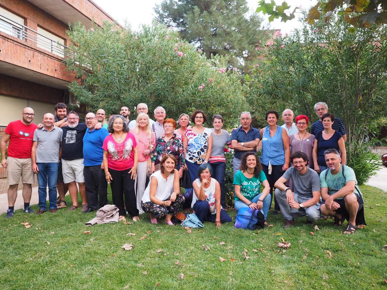 grupo asamblea Refas