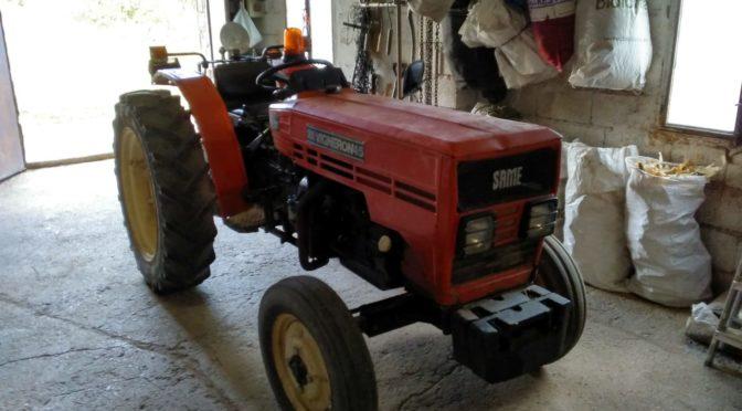 Mejora mecánica de agricultura