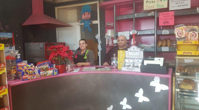 Panadería – Cafetería – HelaDería Princess