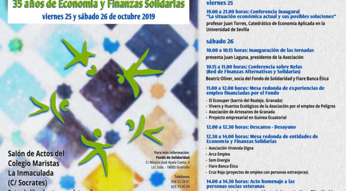 35 años de Economía y Finanzas Solidarias
